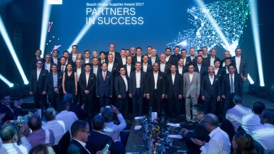 Bosch honors top suppliers