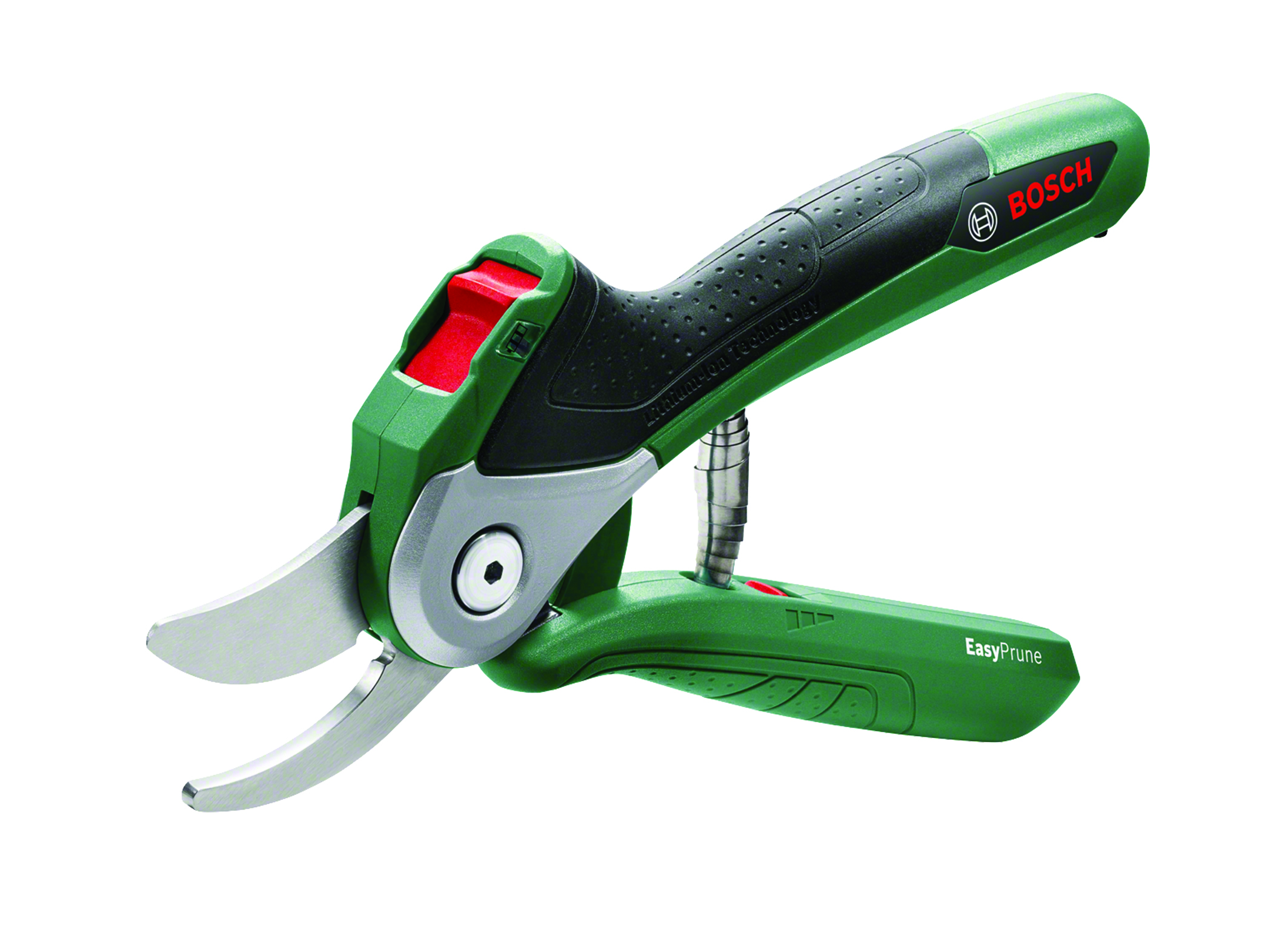 Makes light work of cutting branches, thick or thin: Bosch EasyPrune power-assisted cordless secateurs