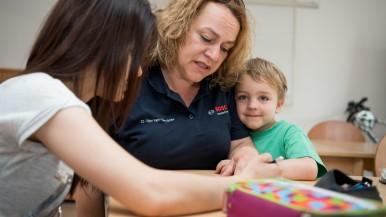 Facilitating associate involvement, using Bosch resources