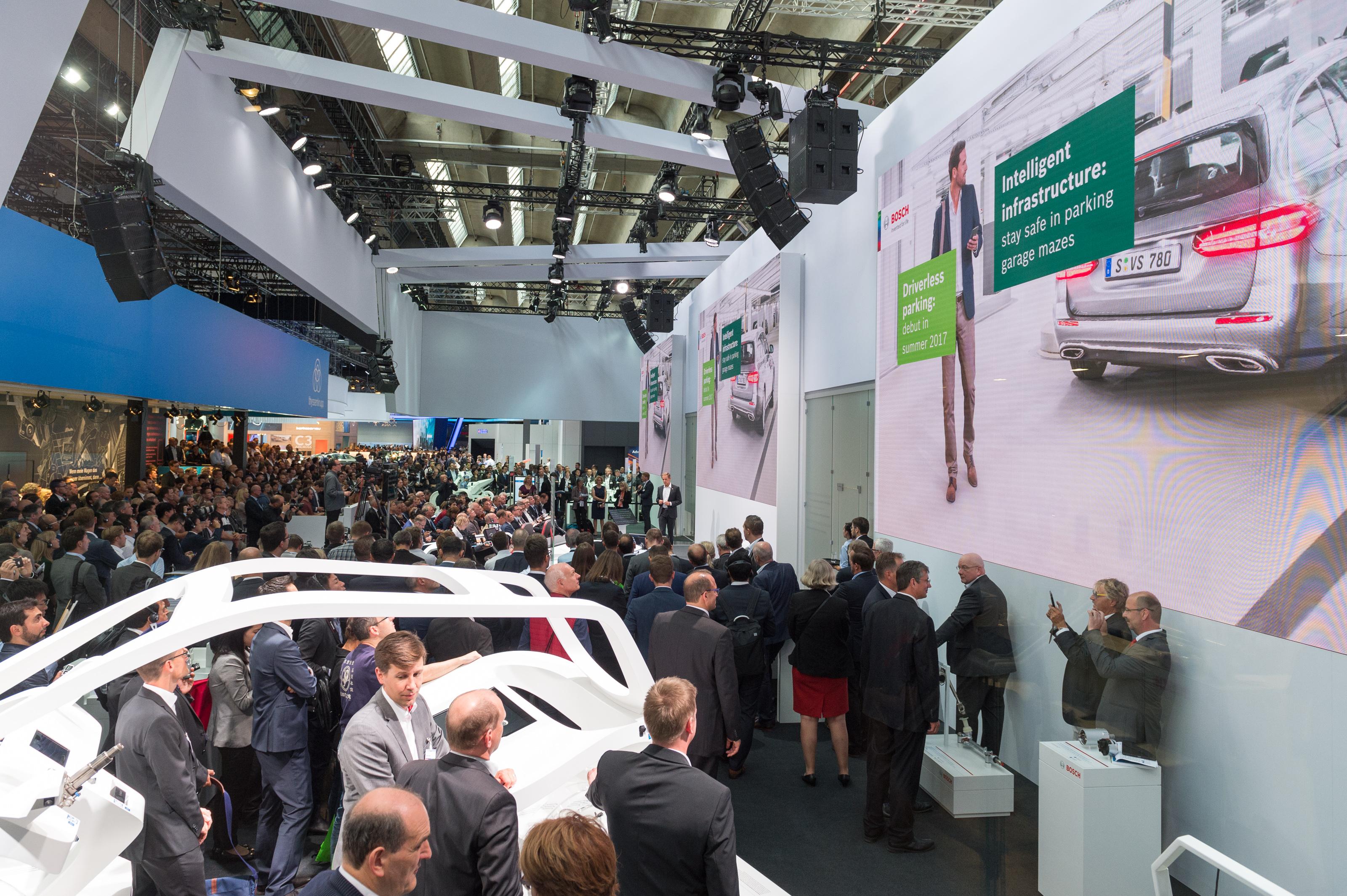 Bosch auf der IAA 2017