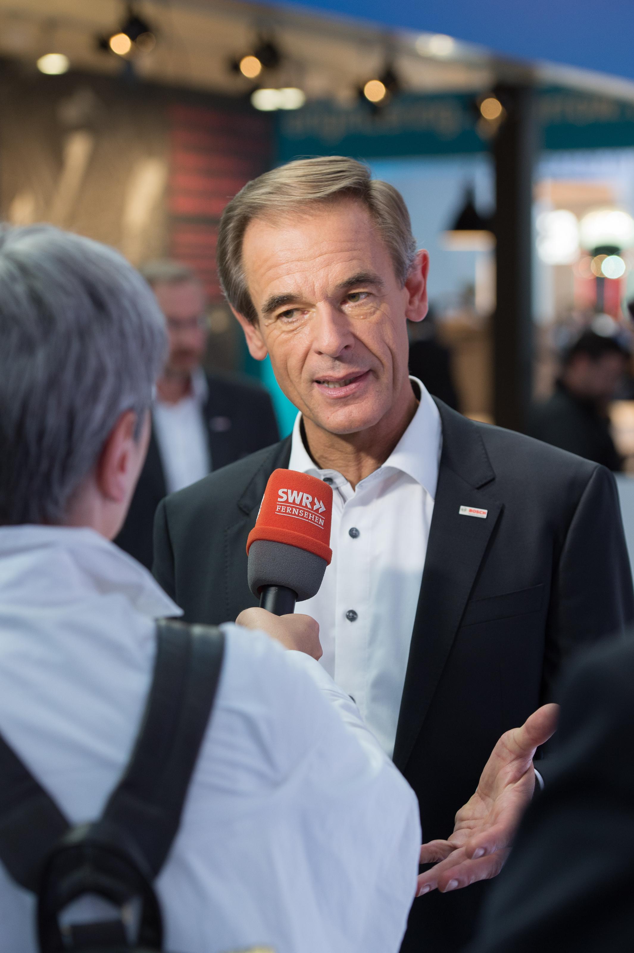 Bosch at IAA 2017
