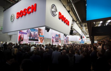 Bosch at IAA 2017