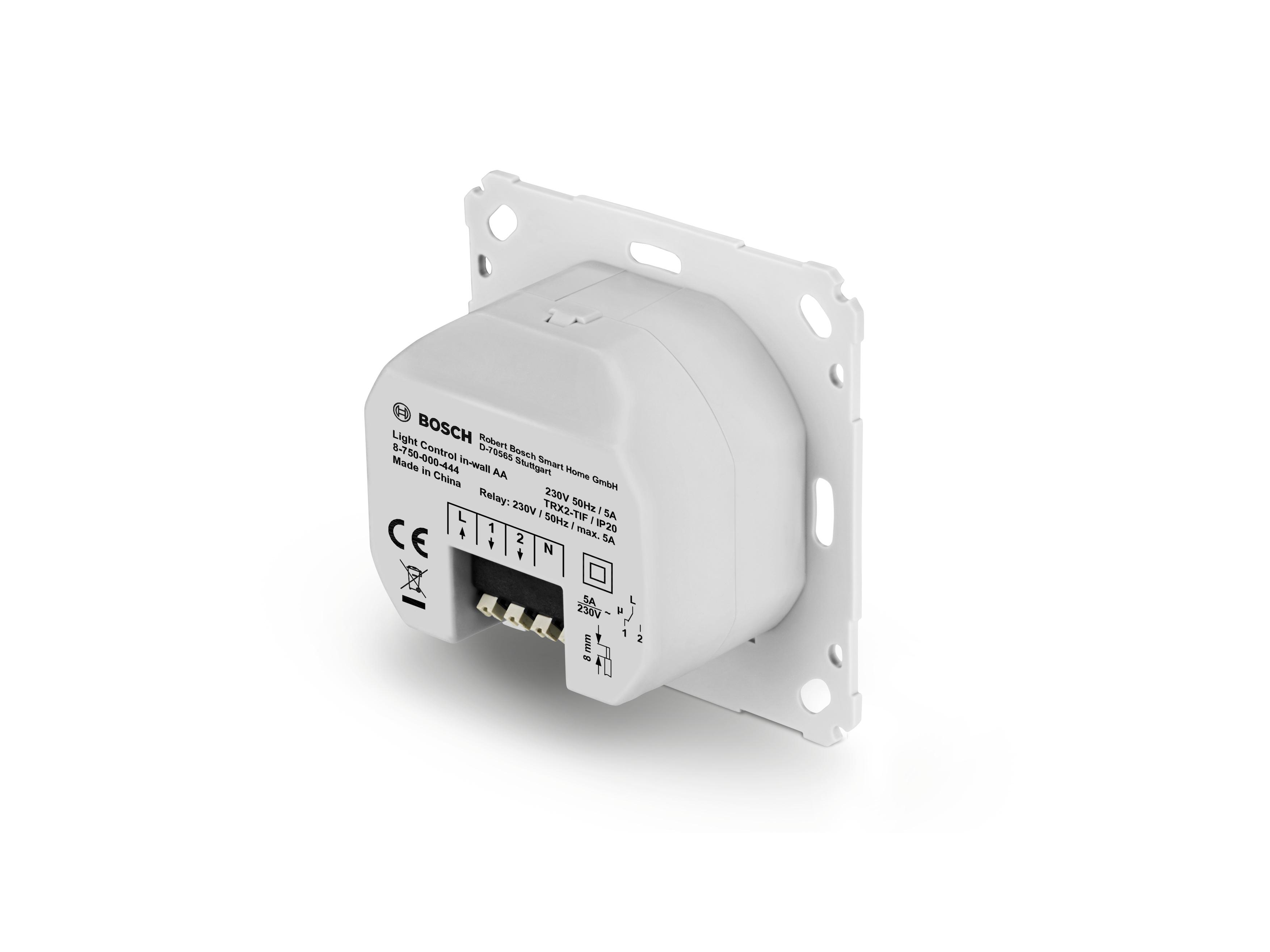 Bosch Smart Home - Lichtsteuerung