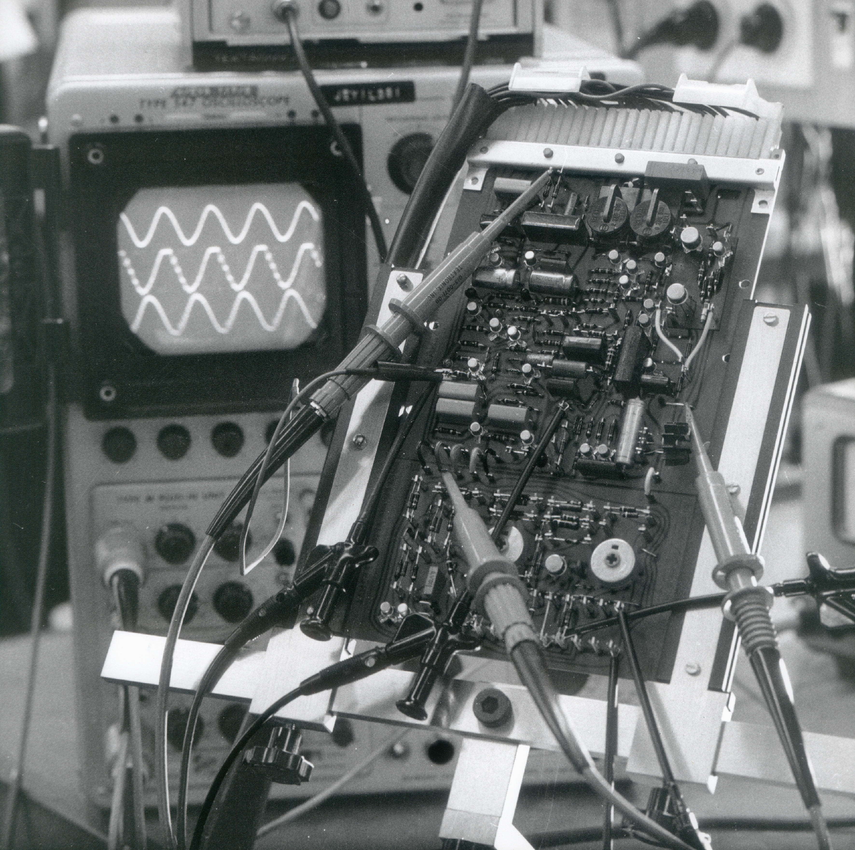 Fifty years ago: Bosch makes gasoline injection electronic