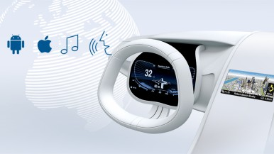 Car, we have to talk! Bosch puts the voice assistant behind the wheel