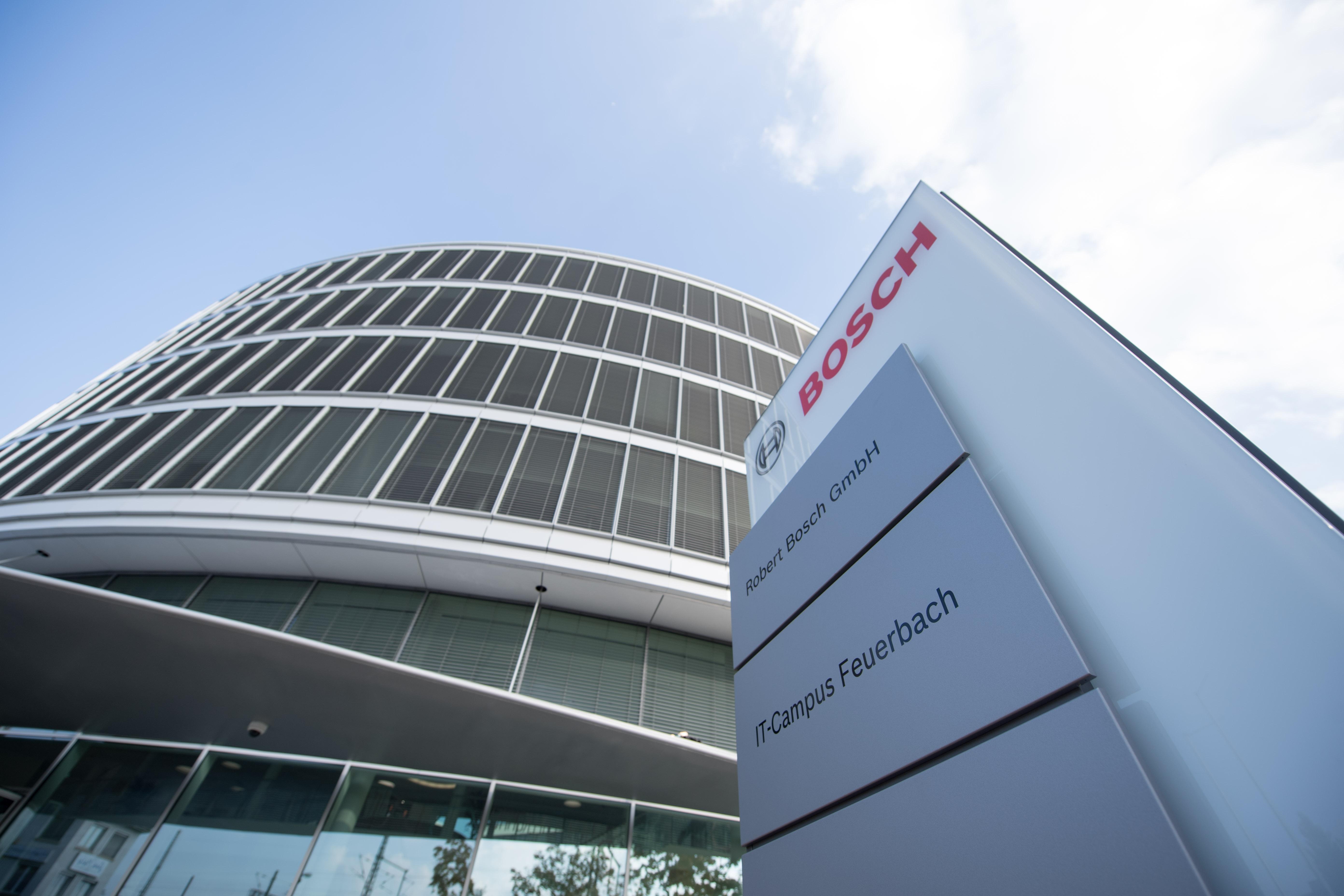 Bosch IT kampus v Stuttgarte-Feuerbachu