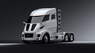 Weltpremiere: Nikola Motors und Bosch bringen Lkws mit Brennstoffzelle auf Achse