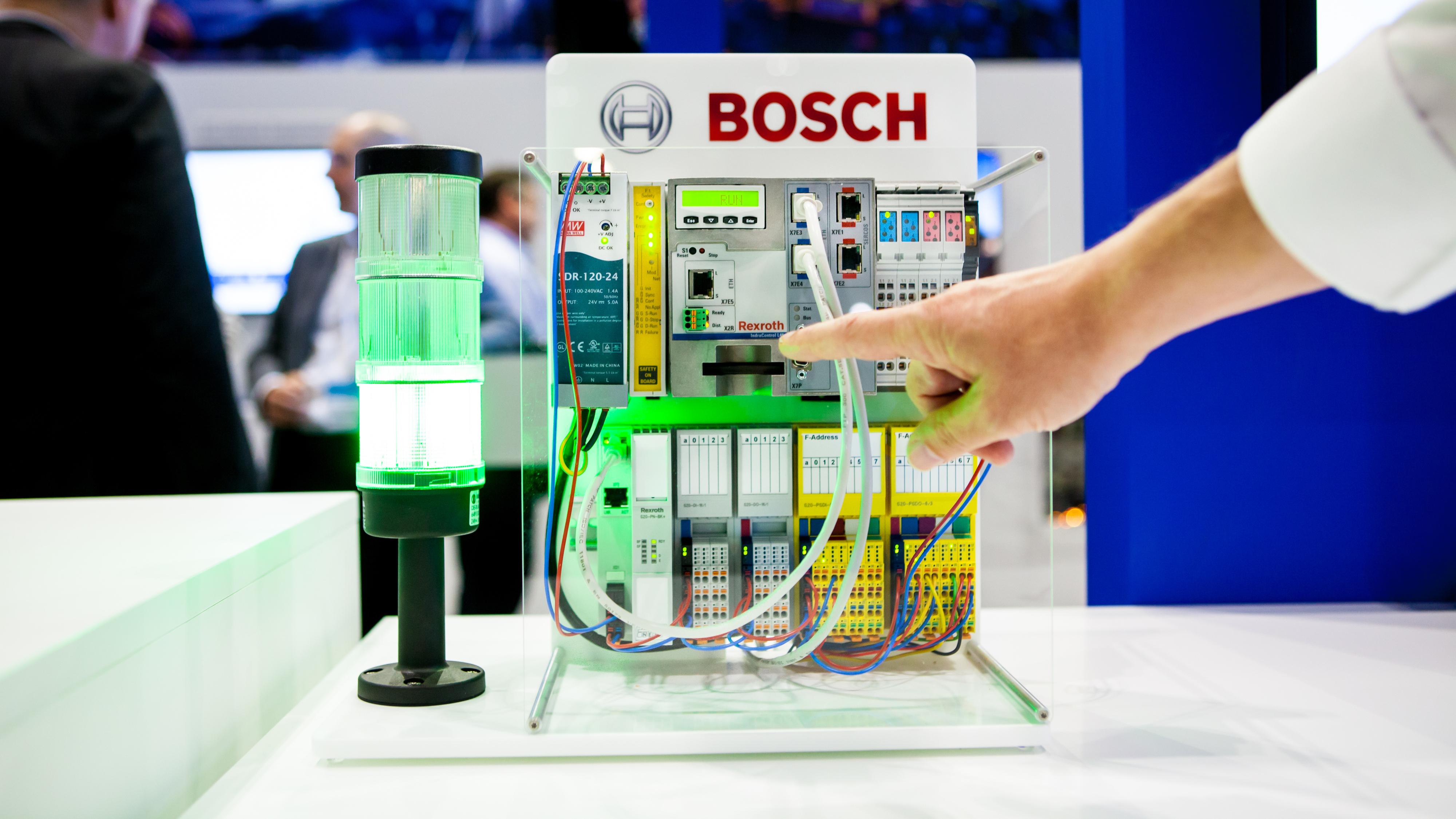 Bosch 5G demonstrator