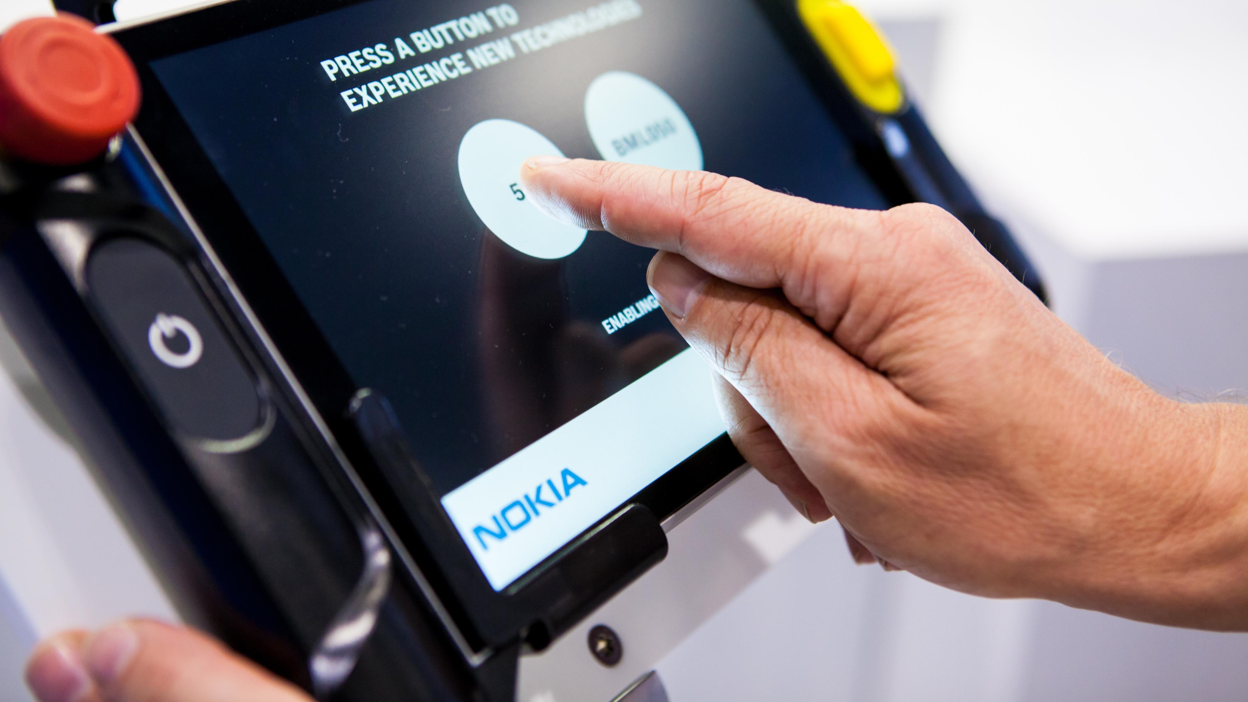 Bosch 5G-Demonstrator