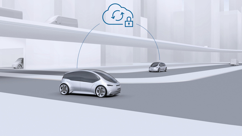 Bosch Kühlschrank Nach Transport Stehen Lassen : Bosch vodafone und huawei lassen schlaue autos miteinander reden