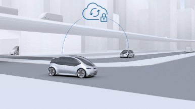 Bosch, Vodafone, and Huawei  enable smart cars to communicate with each other
