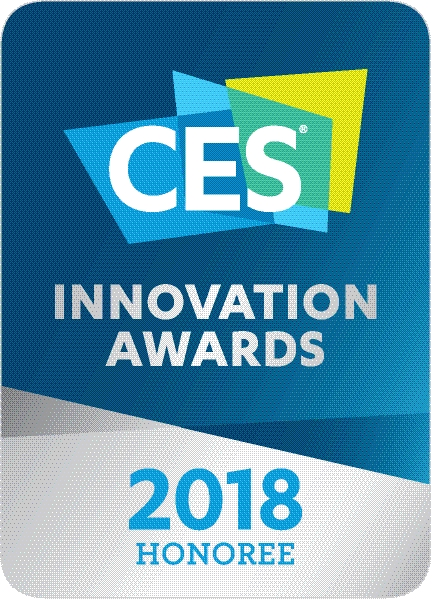 Bosch acknowledged as CES 2018 Innovation Awards Honoree for BMA400 accelerometer