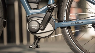 2017/2018 training tour: Bosch eBike Systems brings dealers up to date