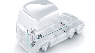 Bosch präsentiert Lenksysteme, die mitdenken  und Sprit sparen