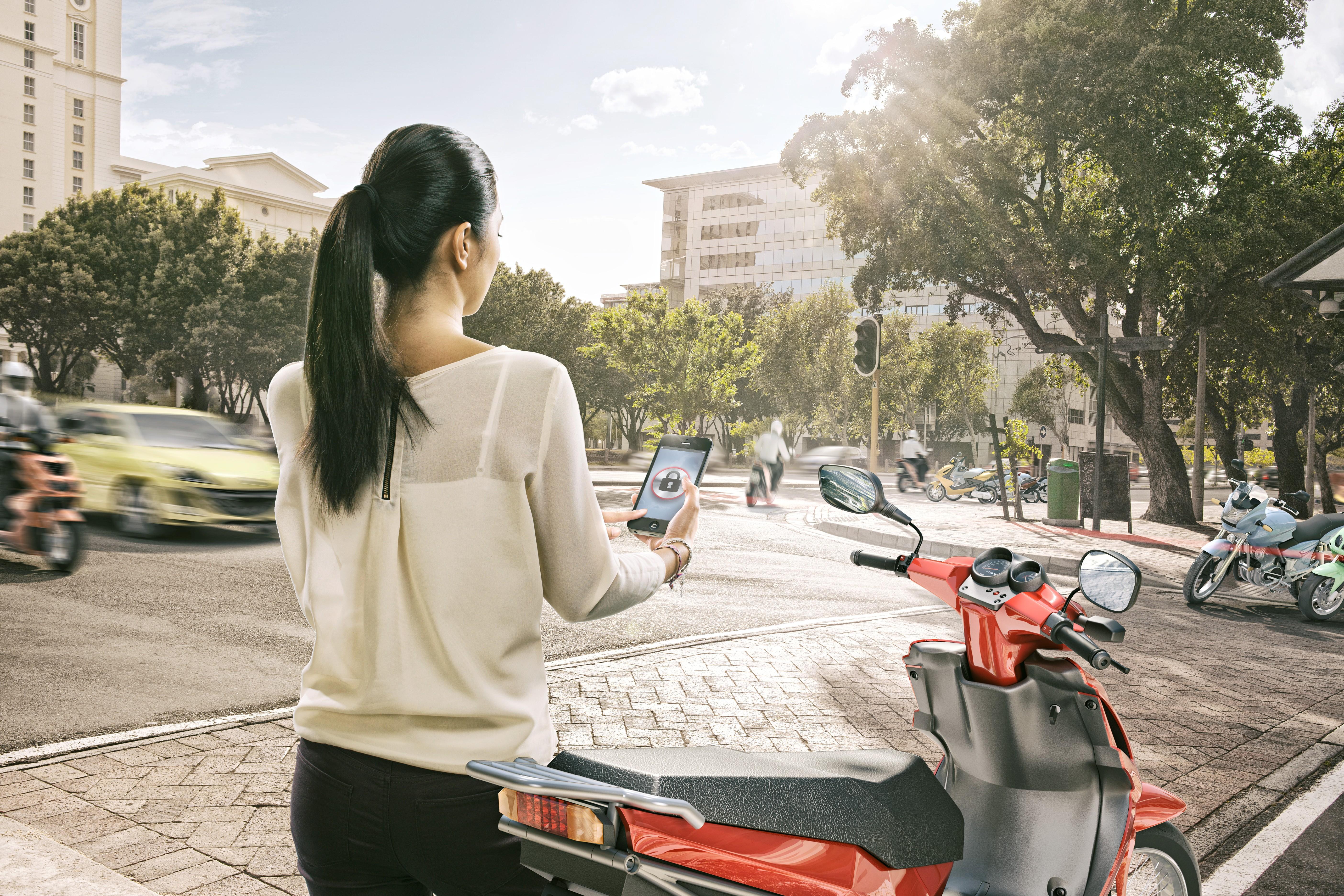 Bosch in the global two-wheeler market