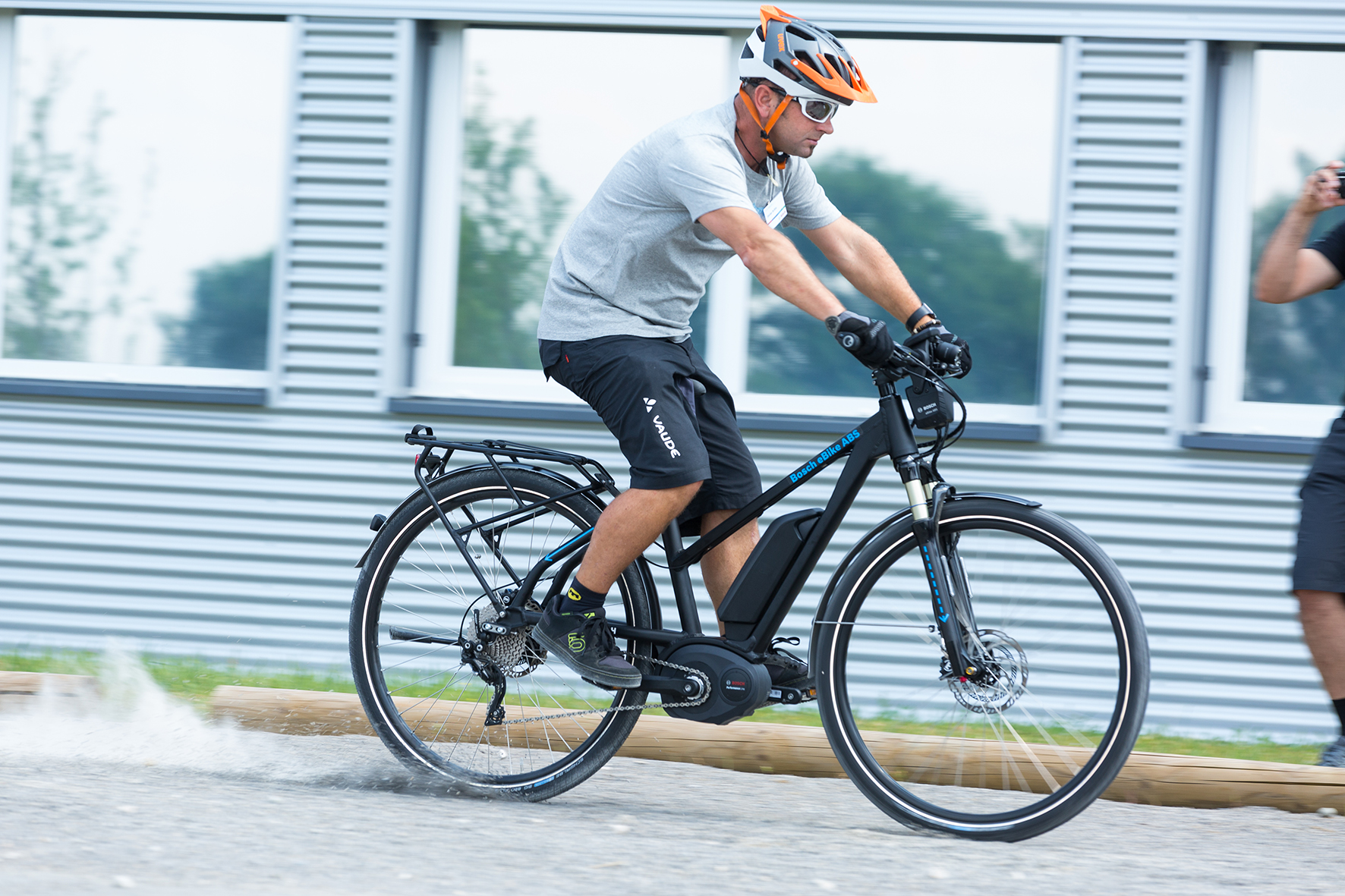 eBike with ABS by Bosch