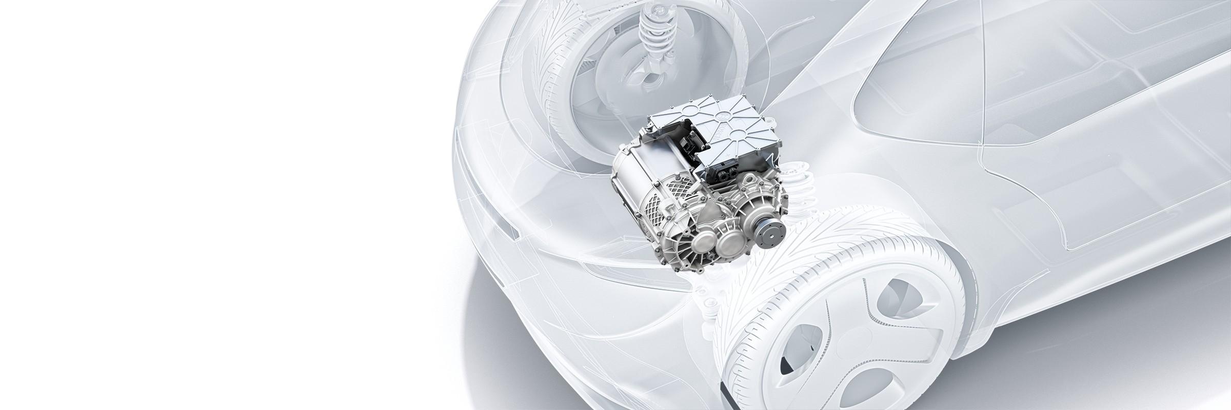 Das elektrische Achsantriebssystem