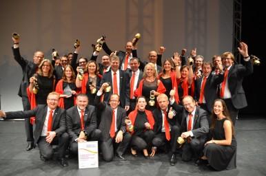 Bosch Blaichach/Immenstadt gewinnt  höchste Auszeichnung beim  EFQM Global Excellence Award 2017