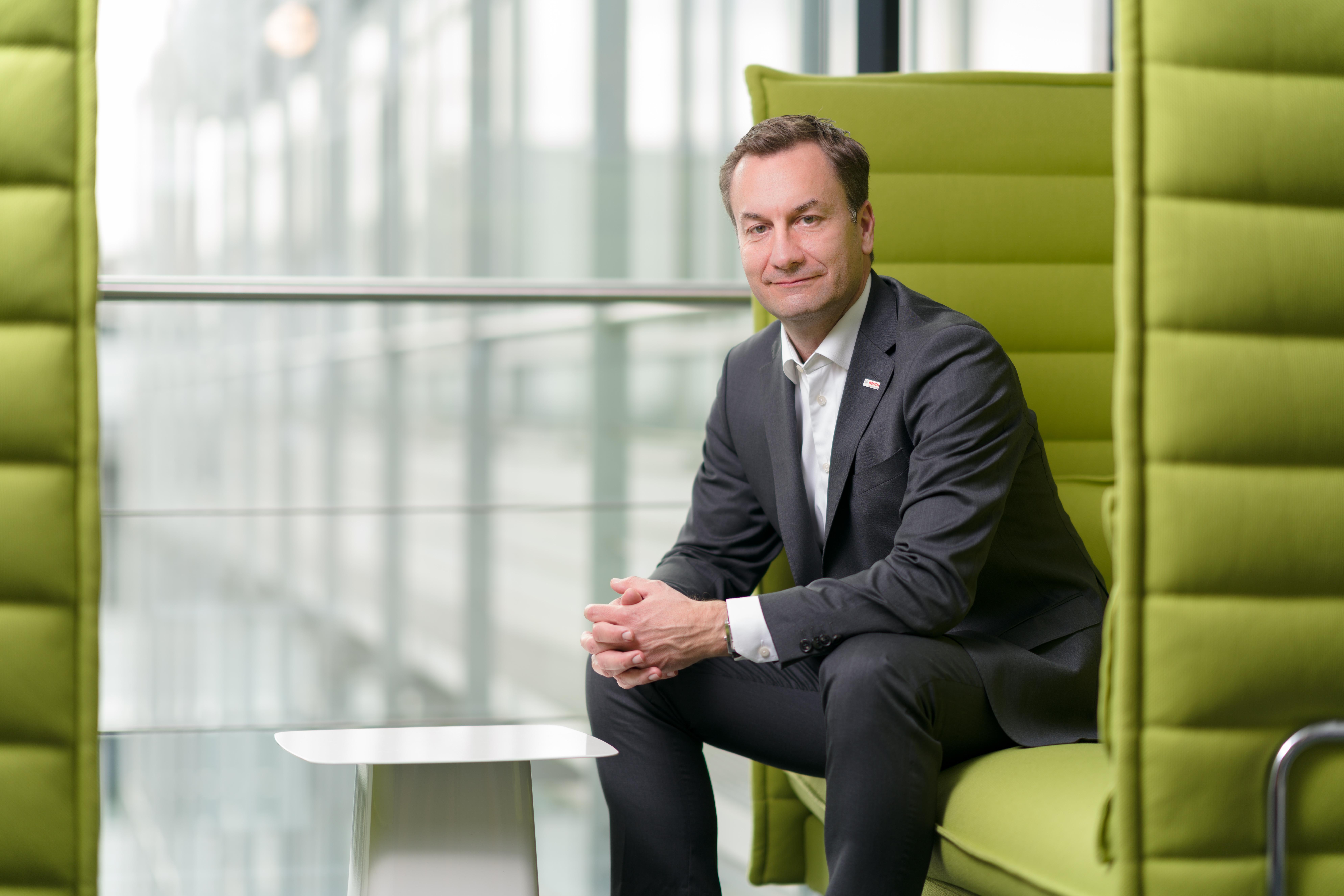 CIO und Computerwoche zeichnen Bosch-IT-Chef aus