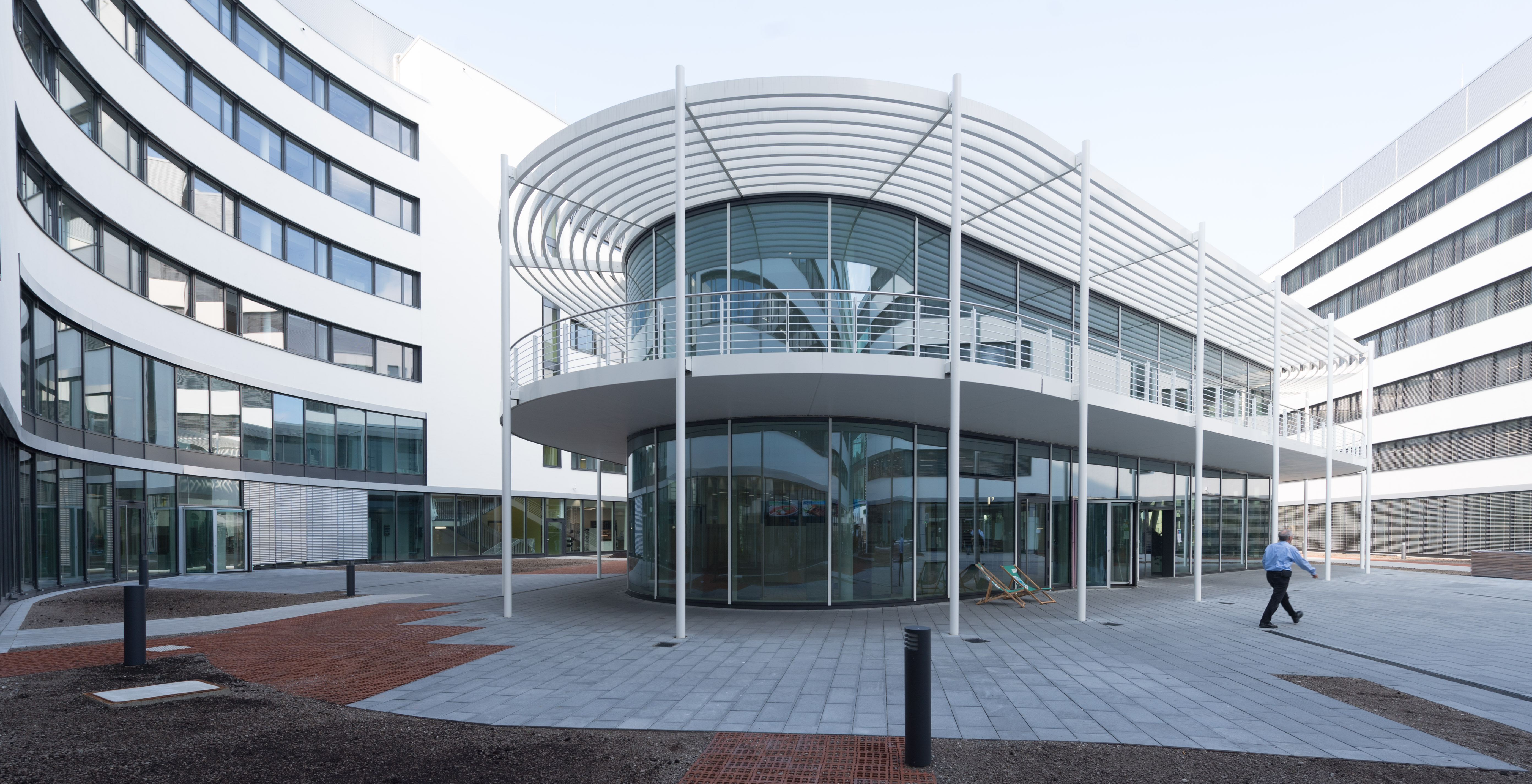 Bosch IT campus in Stuttgart-Feuerbach