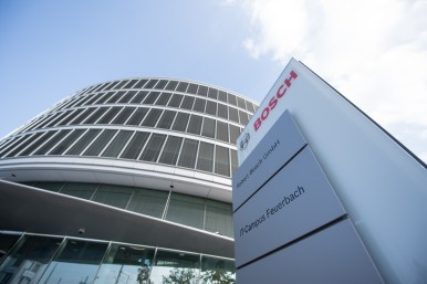 Bosch IT-Campus in Stuttgart-Feuerbach