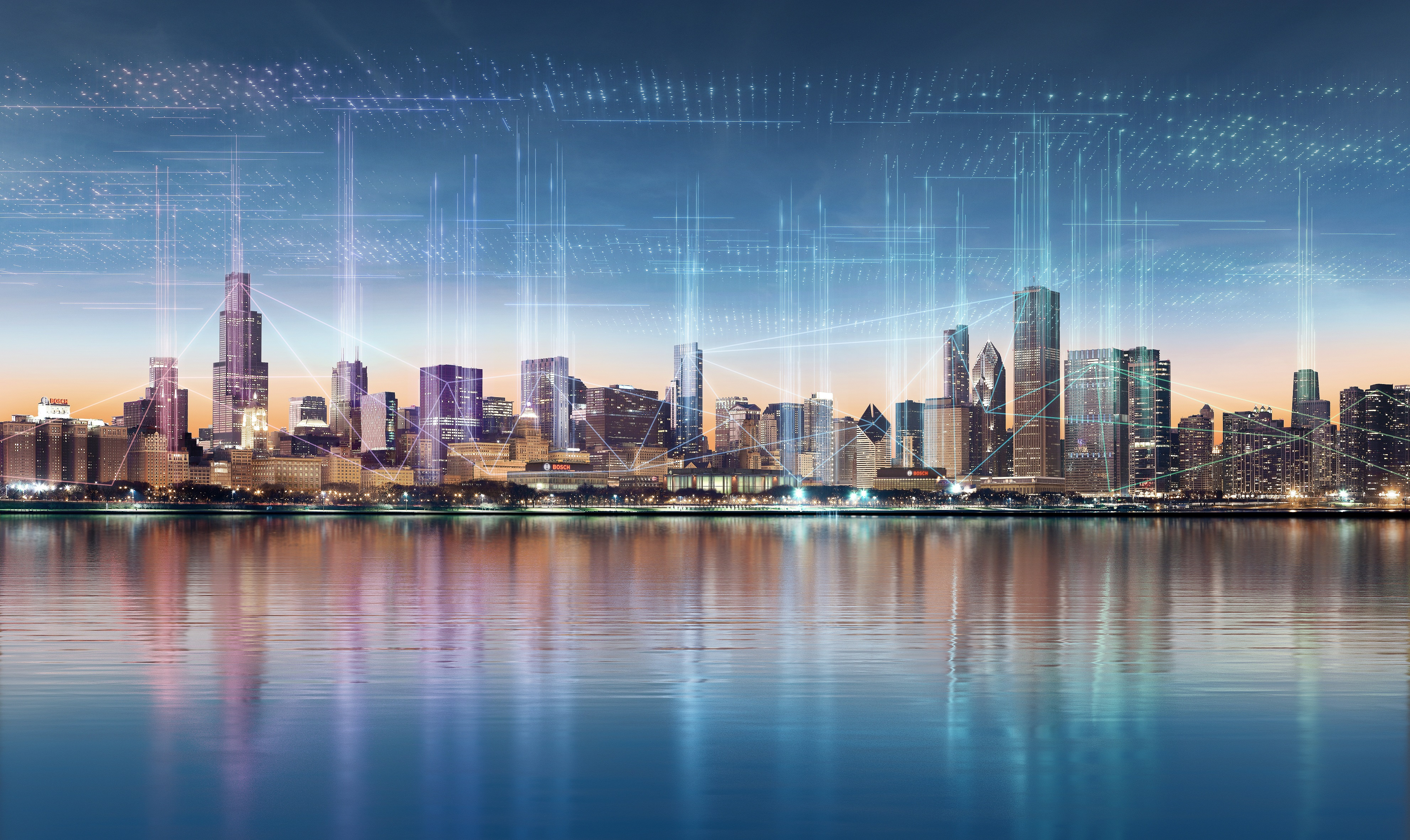 Bosch's transformation into an IoT company