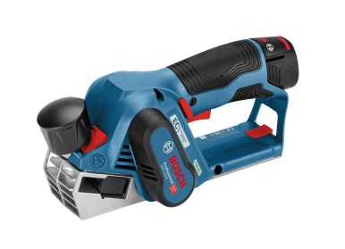 The only cordless planer with 12 V: the GHO 12V-20 Professional from Bosch