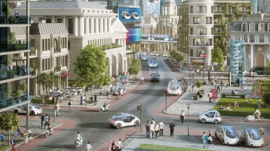 Bosch solutions for urban mobility
