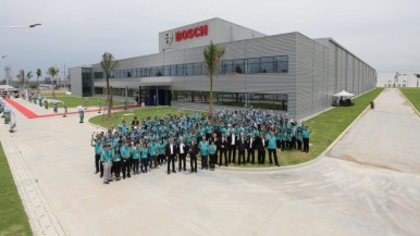 A booming automotive market: Bosch opens first smart factory in Thailand
