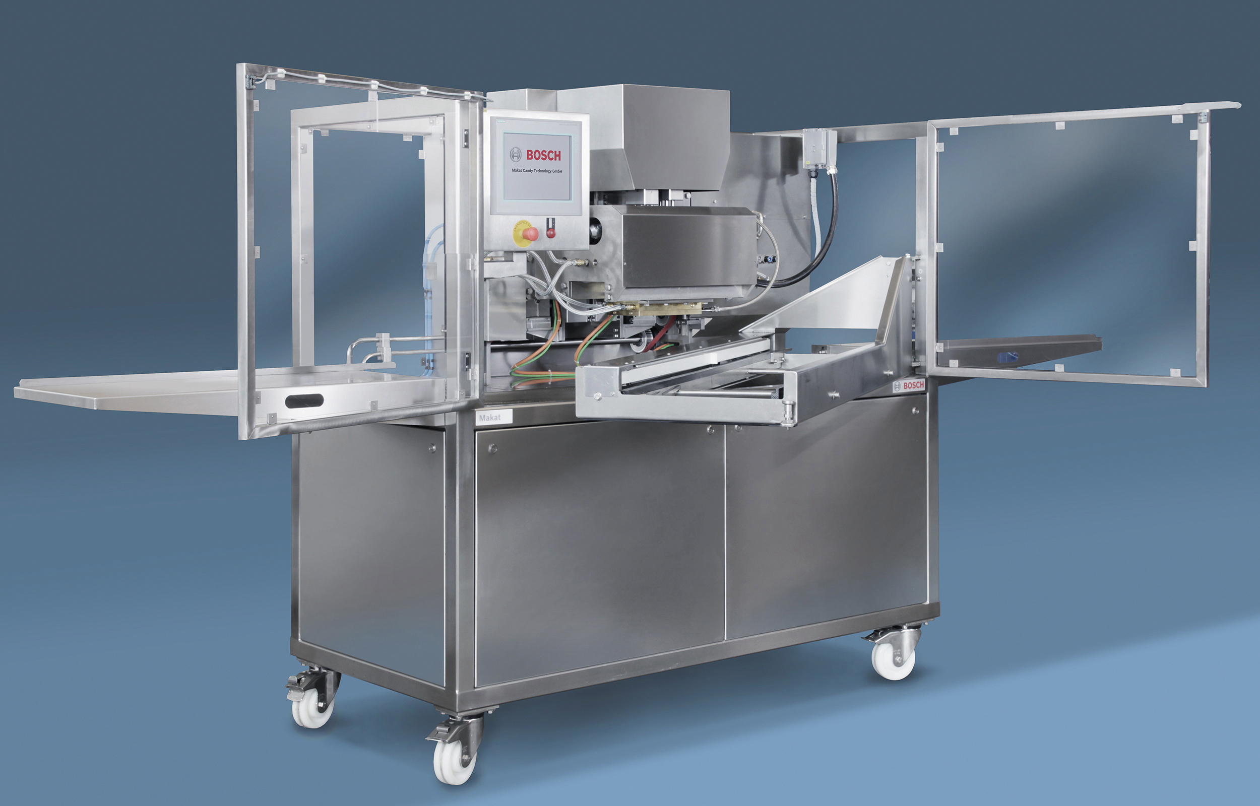 Bosch's GML03 lab depositor shows complete on-site testing capabilities
