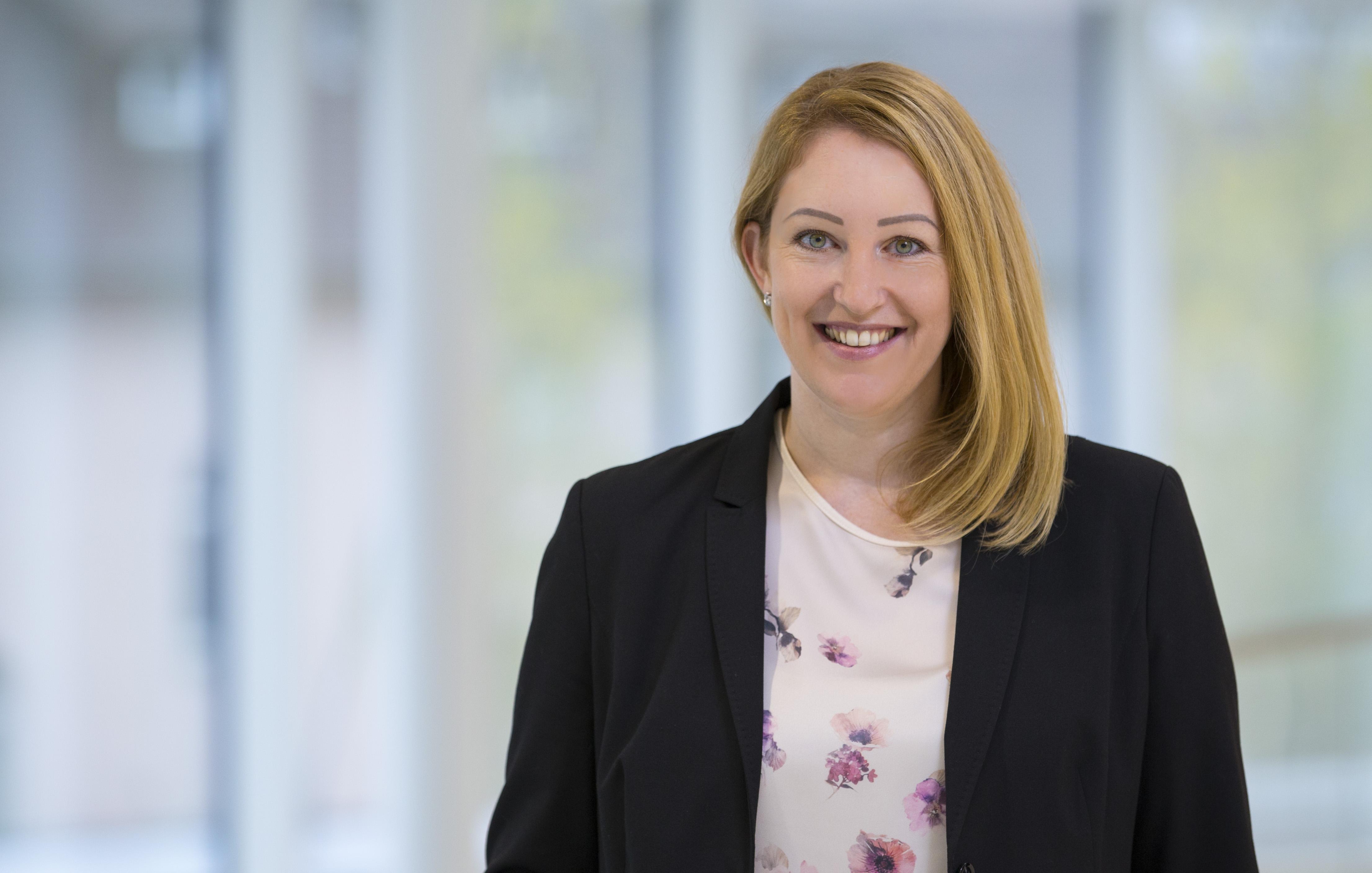 Katharina Krentz, Expertin für digitale Zusammenarbeit