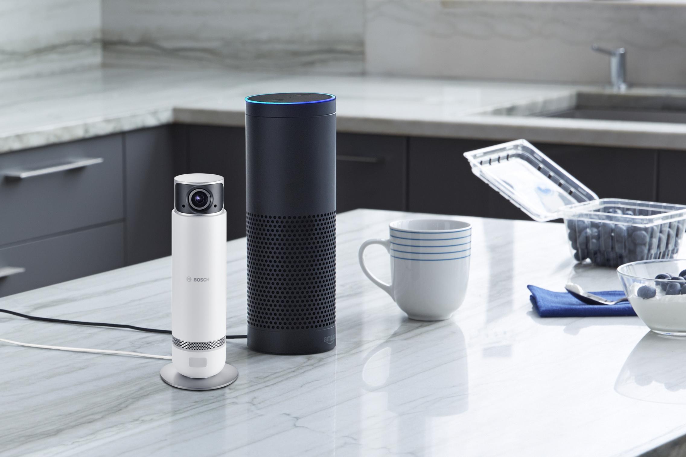 Sprachsteuerung mit Alexa