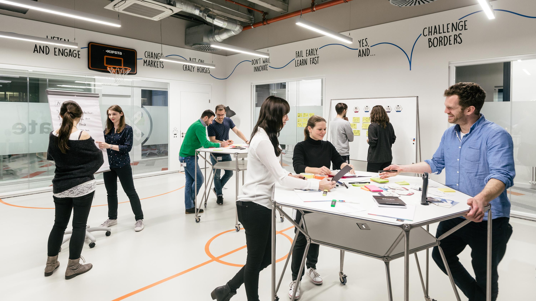 Bosch er ffnet iot campus in berlin bosch media service for Product design berlin