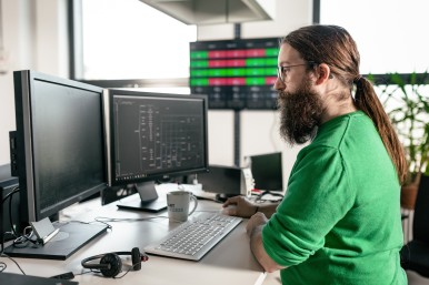 Mehr als 250 IoT-Experten arbeiten im Bosch IoT Campus