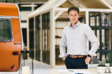 Michael Hahn, Mitglied der Geschäftsleitung von Bosch Software Innovations