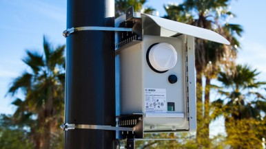 CES® 2018 Innovation Award: Bosch smart city solution Climo helps to manage air quality