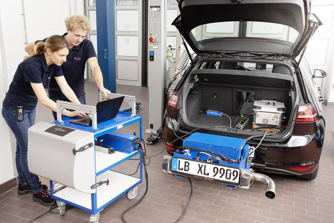 New Bosch technology retains advantage with regard to fuel consumption and environmental impact