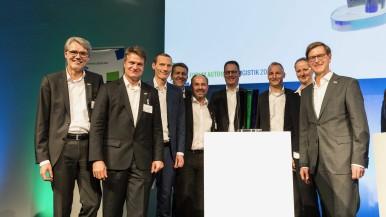 Bosch und MAN mit VDA Logistik Award 2018 ausgezeichnet