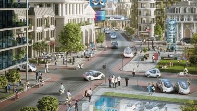 Bosch creëert divisie voor geconnecteerde mobiliteitsdiensten: Connected Mobility Solutions