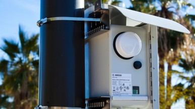 Bosch smart city solution Climo helps to manage air quality