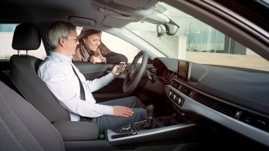 Bosch is turning the car into a lifesaver