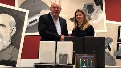 Samenwerking Bosch Security and Safety Systems en TAU Audio Solutions op het gebied van commerciële audiotoepassingen