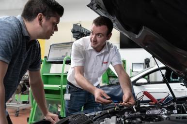 Bosch sur la route de l'électromobilité