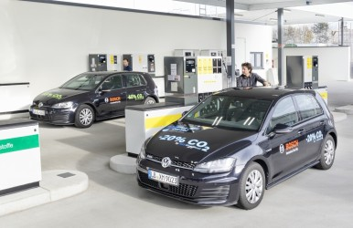 Bosch, Shell, and Volkswagen develop renewable gasoline with 20 percent lower CO ...