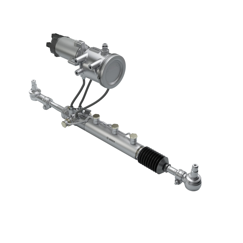 Rear Axle Steering system