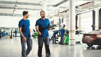 30 jaar KTS-diagnosetesters van Bosch