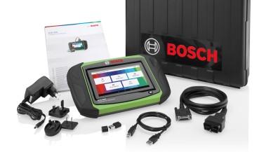 KTS 250 van Bosch: all-in-one diagnosetester voor iedere werkplaats