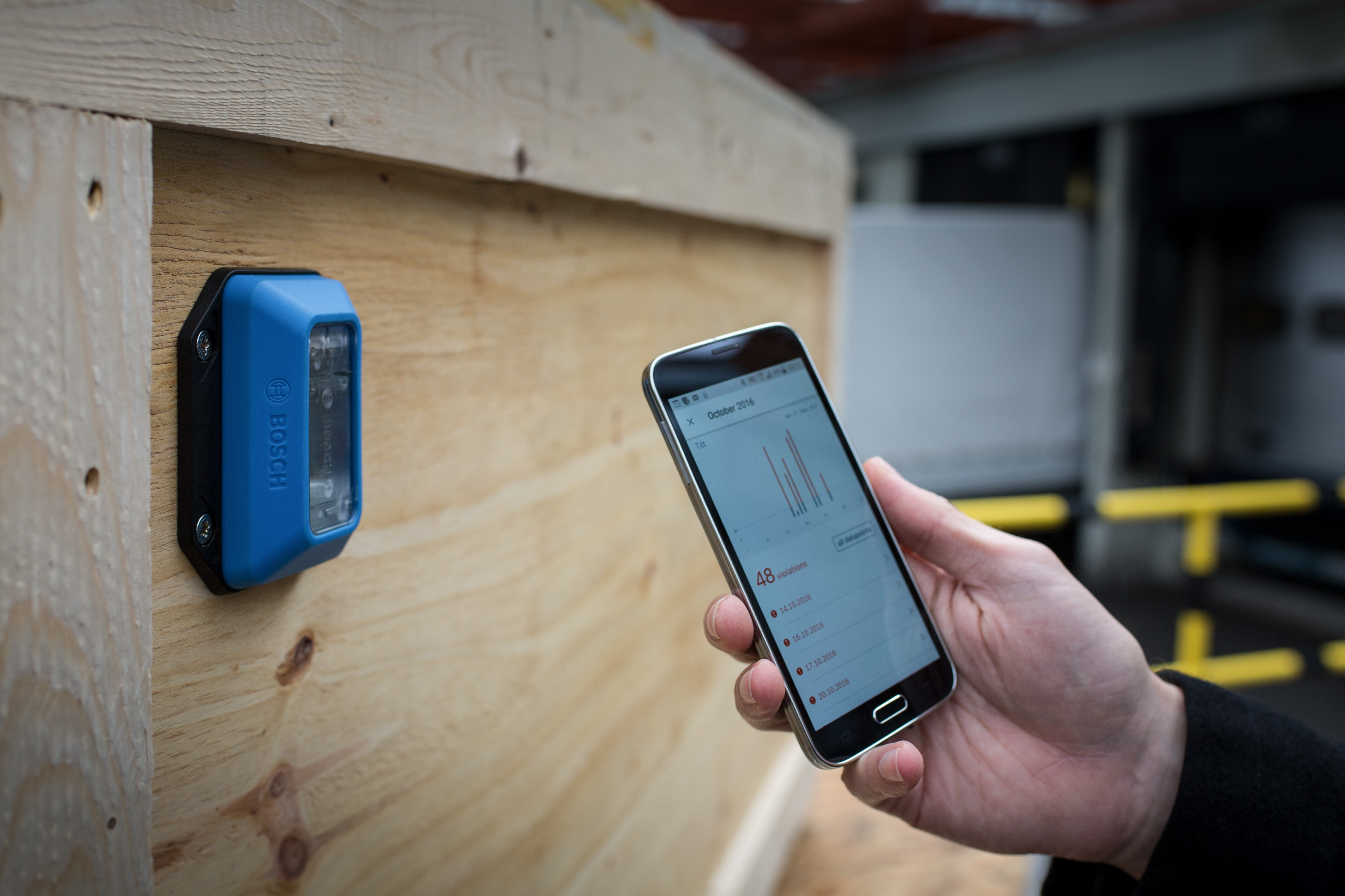 Freight monitoring