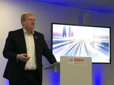 Bosch grows with connected energy and building solutions