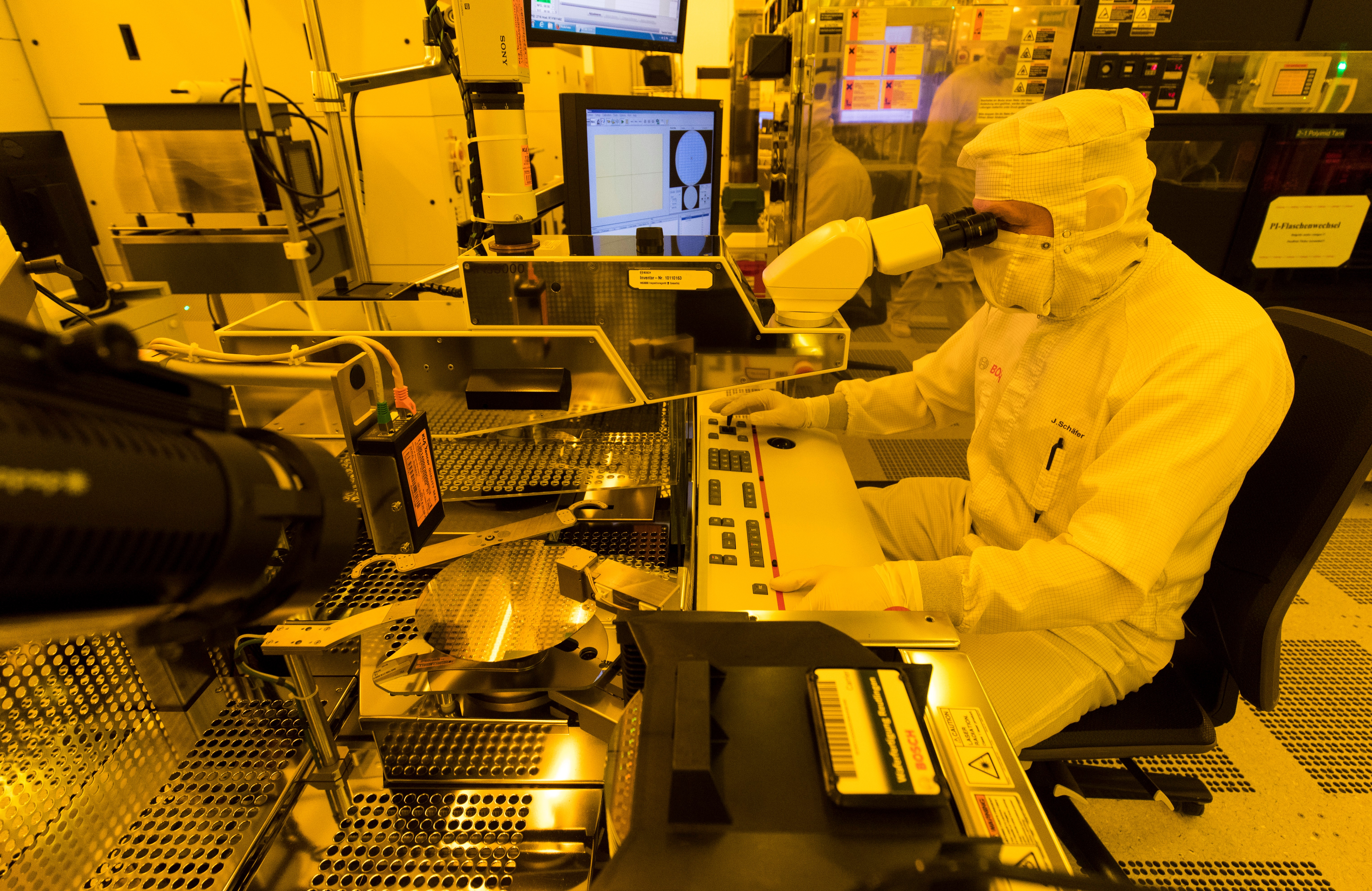 Semiconductors – market of the future: Bosch is growing faster than the market